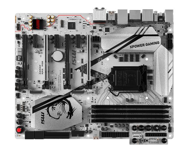 MSI France - carte-mere : MSI Z170A XPOWER TITANIUM Edition