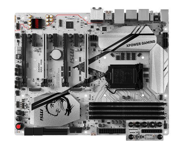 MSI France - carte-mere : MSI Z170A XPOWER TITANIUM Edition