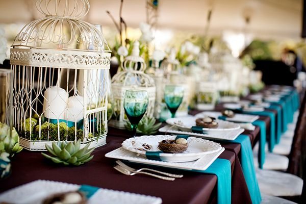 Brown And Teal Wedding Ideas: 17 Best Images About Brown Teal Wedding On Pinterest