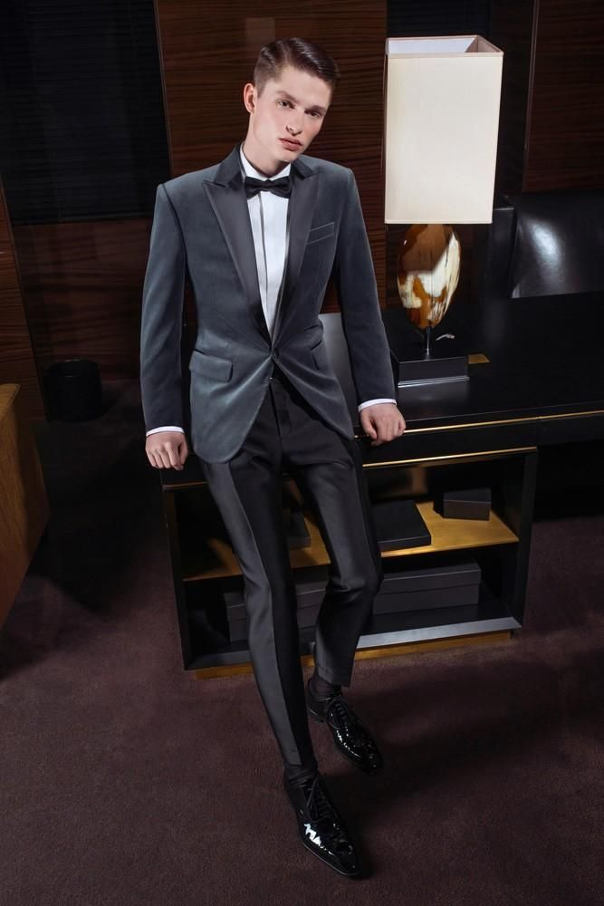 DSQUARED² Classic Man FW 2014-2015 | Alikhan - Photographer | Massimo Gamba - Hair Stylist | Arianna Cattarin - Makeup Artist