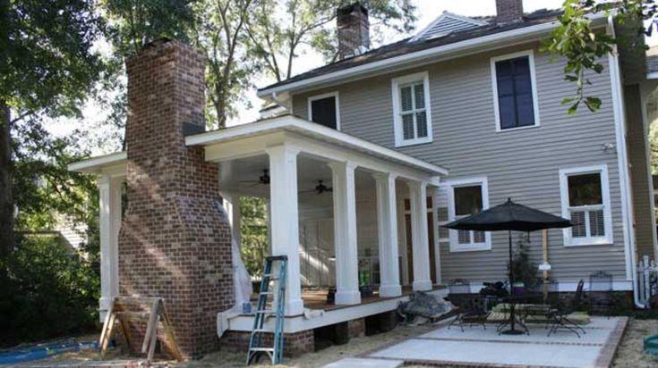 Best 25 Front Porch Addition Ideas On Pinterest Porch
