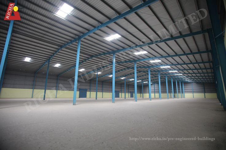 Richa Industries Limited is a renowned name in the list of Top 10 PEB Companies in Delhi which provides world class steel buildings solution to clients pan India. Richa manufactures Pre Engineered steel Buildings which are lightweight, best quality, cost effective and strong in strength. Richa offers innovative designs that are so unique and make Richa stands out of its competitors. Richa is a Bombay Stock Exchange (BSE) listed company and has made a strong image in PEB sector.