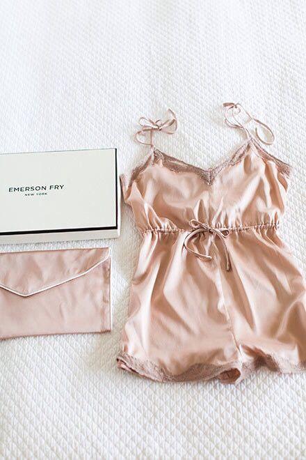 Silk Romper Pajamas | Lounge Wear & Unmentionables | Pinterest ...