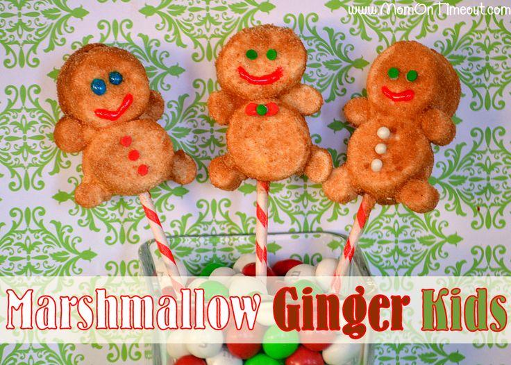 Marshmallow Ginger Kids