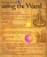 Book of Shadows 22 Page 1 by Sandgroan