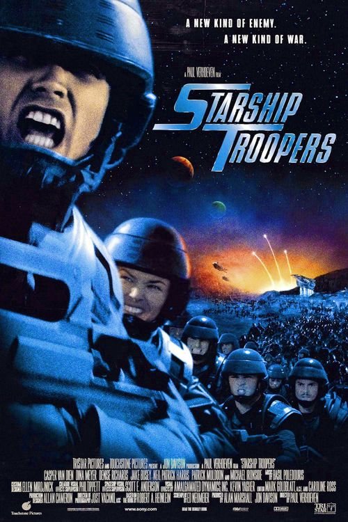 Watch->> Starship Troopers 1997 Full - Movie Online