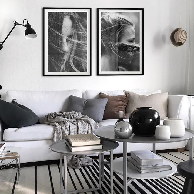 Photo montage by @printler.se | Such lovely portraits by CarlJohan Johansson | You find these posters and many more at www.printler.com ✌🏻️|