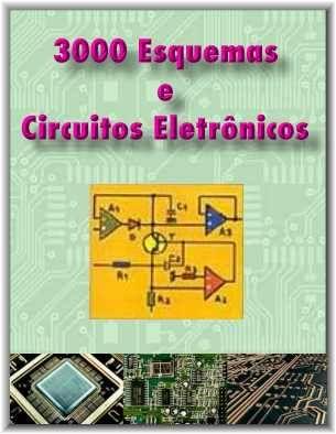 3000 Esquemas e Circuitos Eletronicos  Vol. 1. Veja em detalhes no site http://www.mpsnet.net/G/334.html via @mpsnet Grande e rara colecao de esquemas de circuitos eletronicos, manuais de servico, modo de servico e dicas gerais. Veja em detalhes neste site