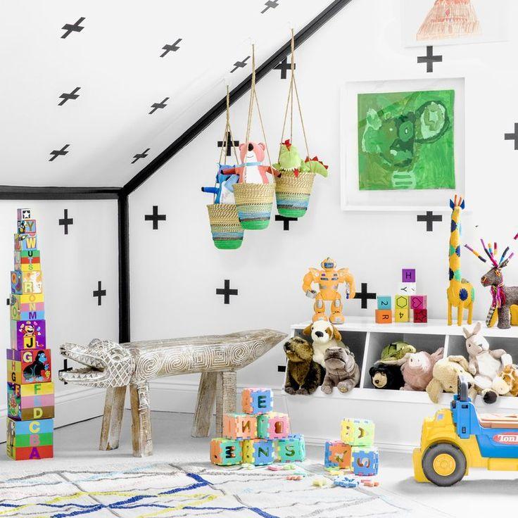 9 Foolproof Ways to Keep Your Kids' Room Organized | Wayfair