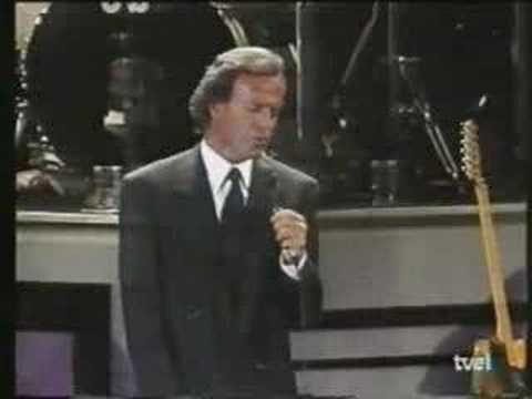 julio iglesias live en concierto 1992 Moonlight lady