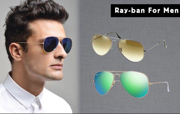 Ray Ban Aviator Sunglasses For Men