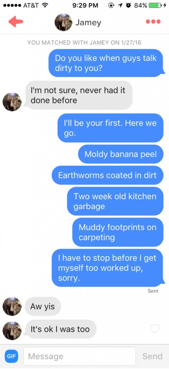 This Mans Tinder Chats Are Downright Hilarious - Social