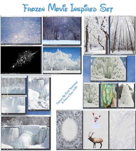Image of Frozen Movie Inspired Set
