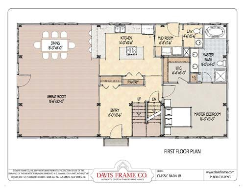 Metal barn homes floor plans pole barn floor plans for Open floor plan barn homes