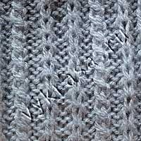 описание и схема  узора для вязания/ Много образцов с описанием