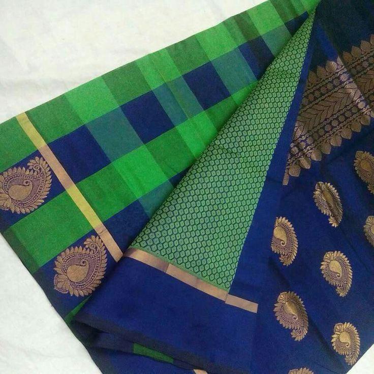 FB - pure kanchipuram silk sarees