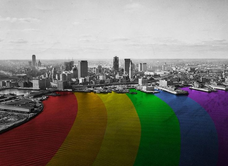 How Boston powered the gay rights movement    In the 1970s, a small, staid city laid the intellectual groundwork for the change to come.