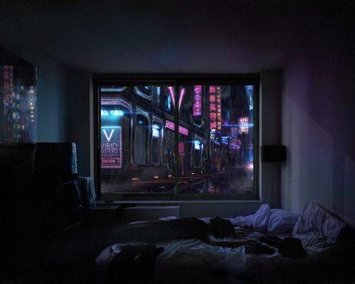 25 best ideas about donut steel on pinterest donut hole for Cyberpunk interior design