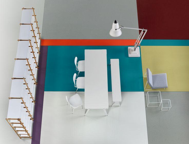 Art direction: Thomas Eurlings  Photo: Barrie Hullegie & Sabrina Bongiovanni  Client: Forbo Flooring