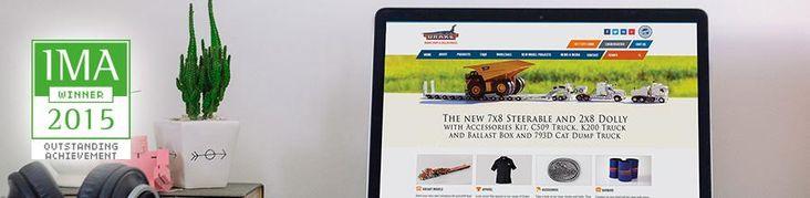 Drake Shop website earns Outstanding Achievement in eCommerce award
