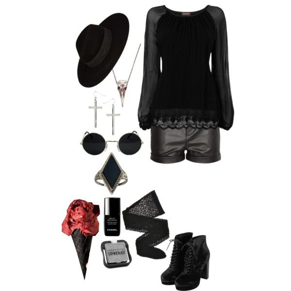 325 best images about Clothing Dark Fashion on Pinterest ...