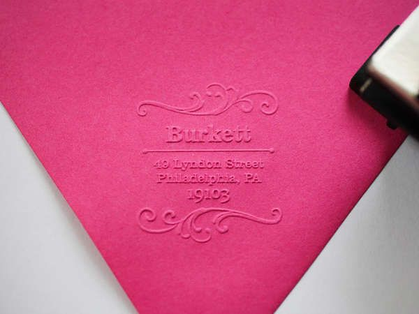 58% savings: Polish up your correspondence with a unique embosser, perfect for return addresses, monograms, and more:  • $27 ($65 value)...