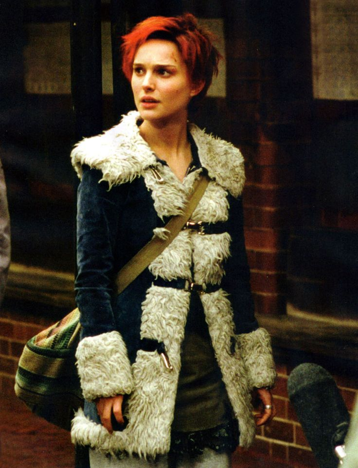 I have coveted this coat since the day I laid eyes on Natalie Portman in Closer.