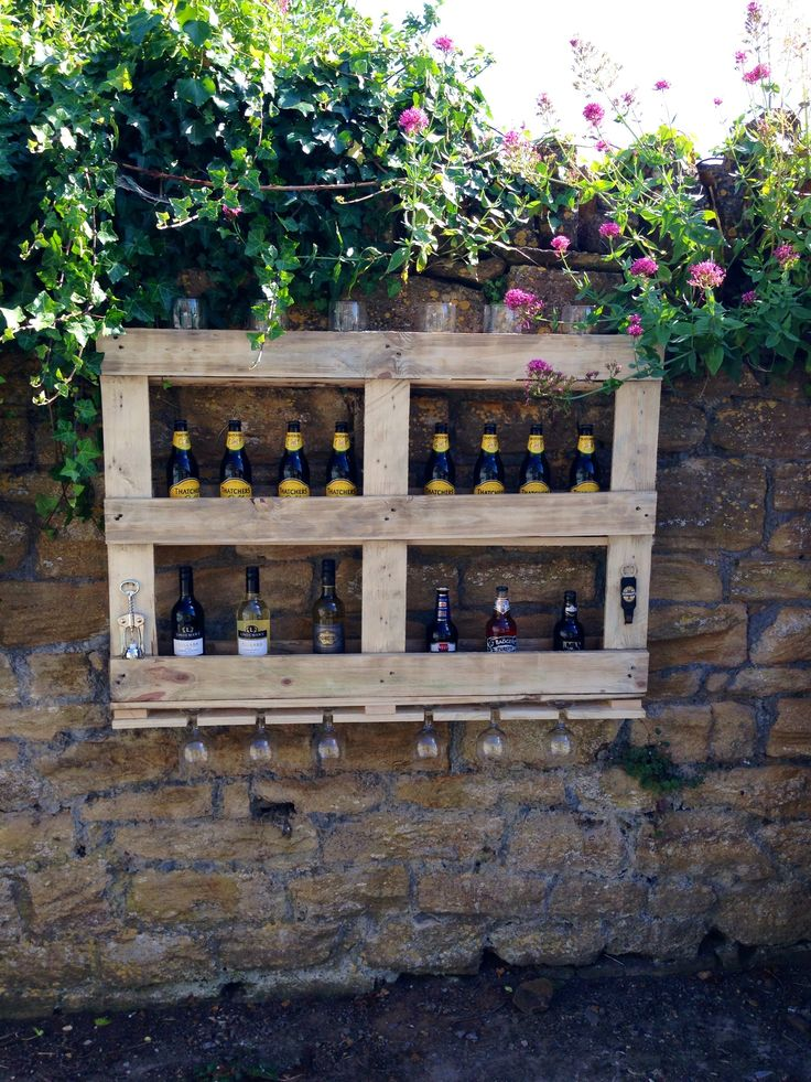 We had a go at making a 'pallet pub' recently thanks to a project sent in by a member of the UK Men's Shed Association. The project plan will be on our website very soon! #tritontools