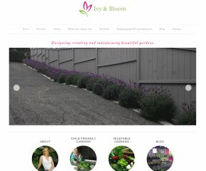 Ivy and Bloom - Landscape Gardening