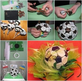 Chocolate Soccer. . . for the boy who is hard to buy for!
