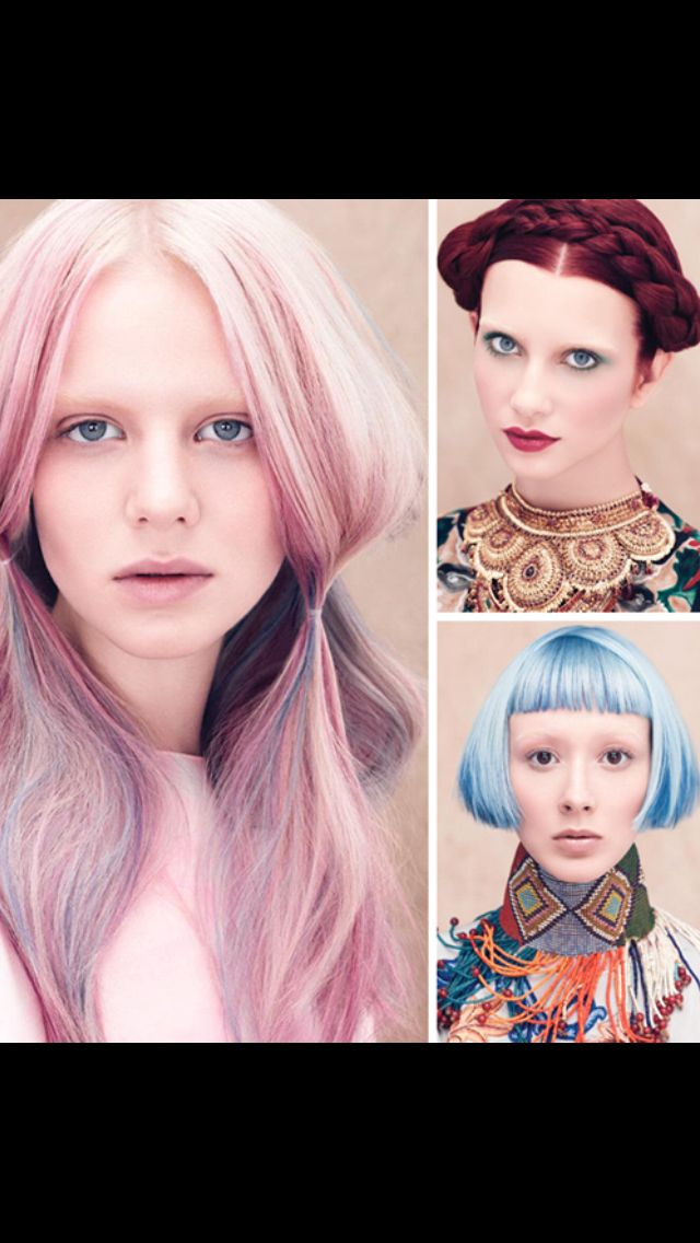 56 best haare hair images on pinterest advanced style
