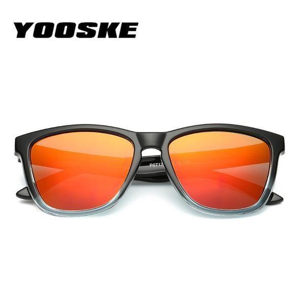 533b92b29c  FASHION  NEW YOOSKE Brand Polarized Sunglasses Men Classic Square Sport  Sun Glasses Women Outdoor