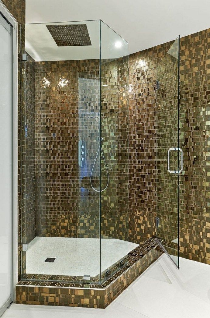 28 Classy Shower Tile Ideas To Personalize Your Bathroom 00018