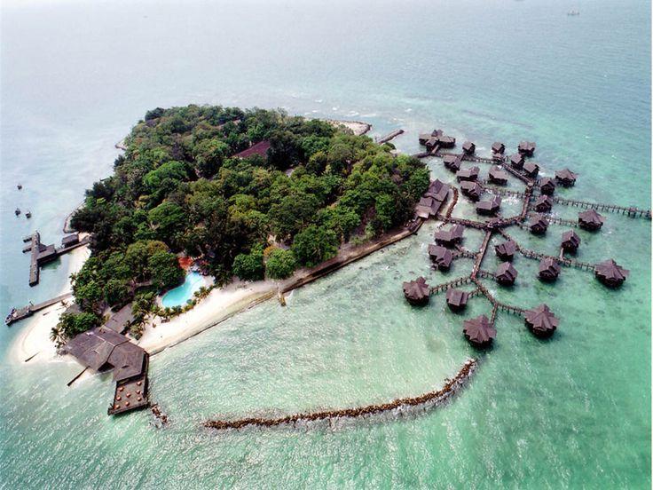 Pulau Seribu, Jakarta, Indonesia