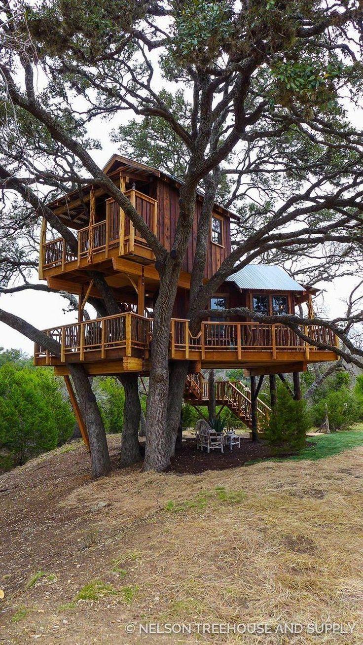 264 besten Tree House Bilder auf Pinterest