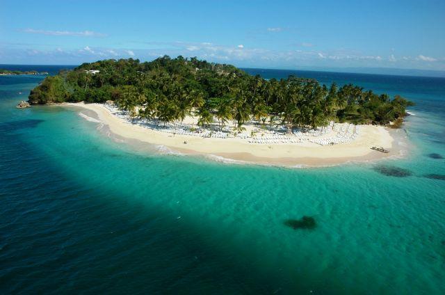 Cayo levantado, samana, Dominikanische Republik