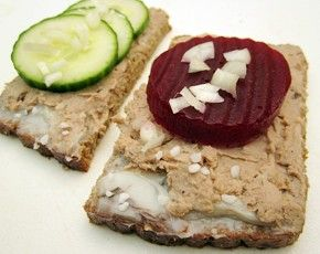 Leverpostej - Liver Paste - Danish Food Culture <