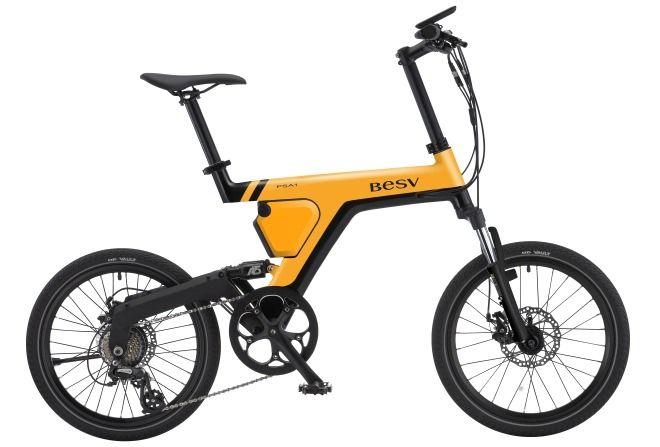 11月4日(金)から幕張ネッセで開催されるサイクルモード2016で、モトベロの次世代e-bike「BESV(ベスビー) PSA1」が発表予定です。