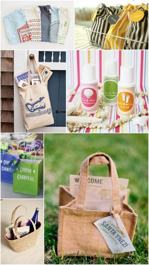 Family Reunion Ideas - Hotel Bags and Trip - Inspiration by Koyal Wholesale diy-inspiration