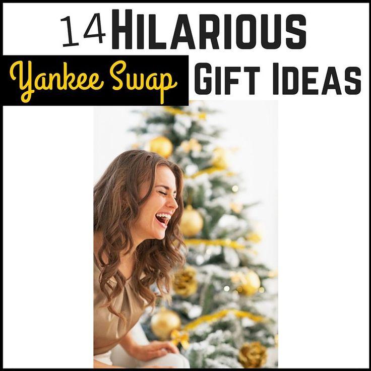 14 Hilarious Yankee Swap Gift Ideas