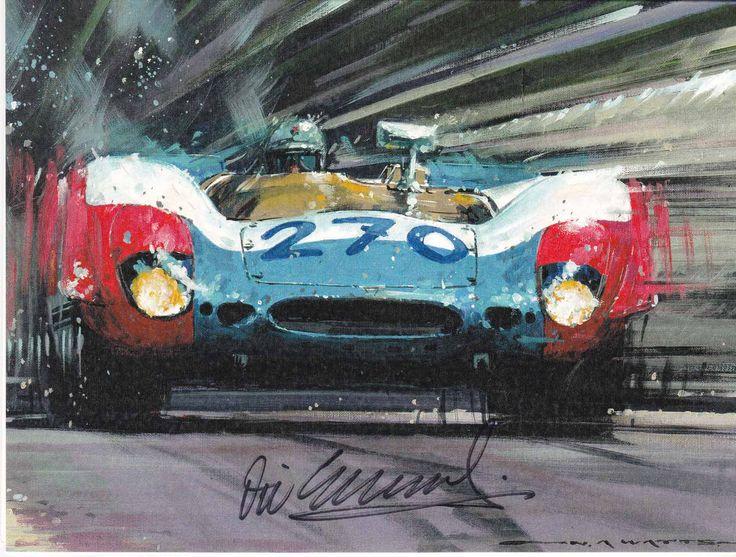 Vic Elford Racing The Porsche 908 2 Targa Florio 1969