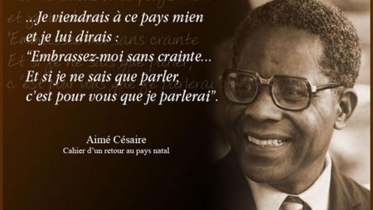 Poètes des Afriques et d'ailleurs : Les poètes de la négritude