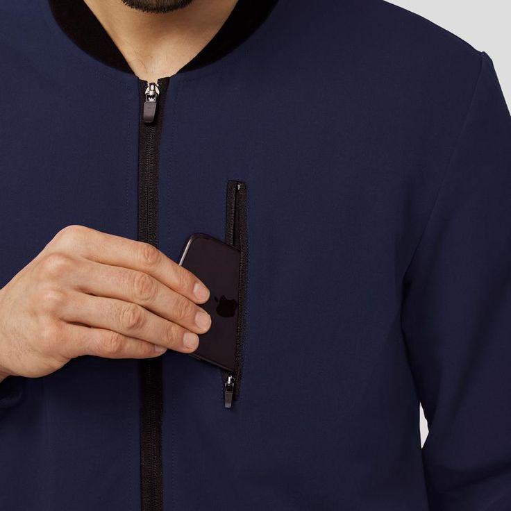 men's Vintar - Scrub Jacket– FIGS | Scrub jackets, Medical ...