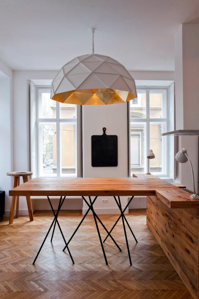 Ministry of Deco: Se alquila despacho con cocina, o al revés