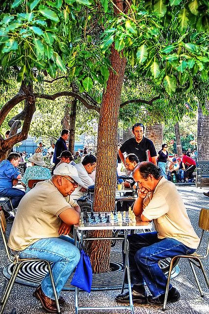 Chess in Chile
