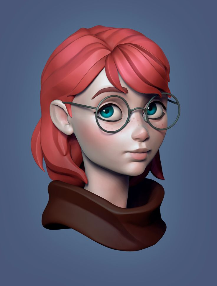 2 Female Cartoon Characters : Best zbrush digital sculpture images on pinterest