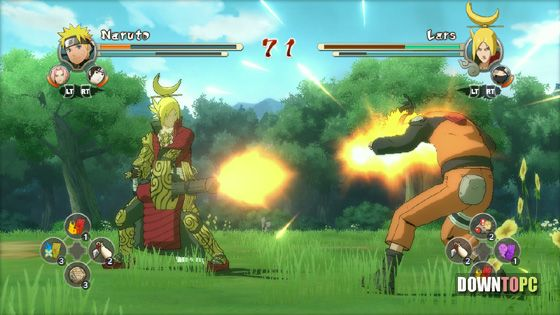скачать Naruto Ultimate Ninja Storm 2 на Pc Torrent - фото 2