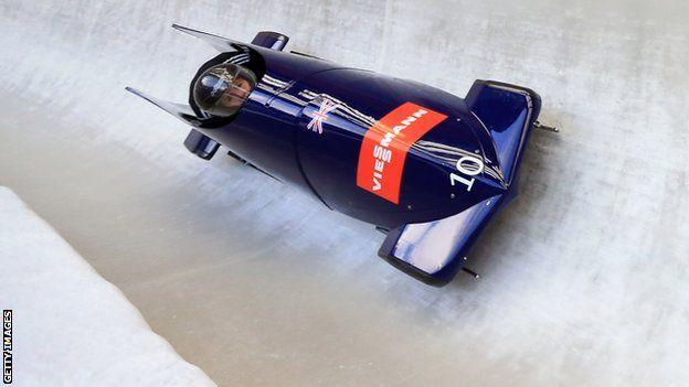 GB bobsleigh pilots John Jackson and Paula Walker say the Sochi Olympic sliding track is safer but more technically challenging than at Vancouver 2010.