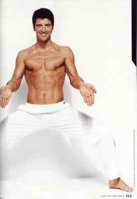 Greek Male Muscles & Treasure Trail: Sakis Rouvas — Famewatcher