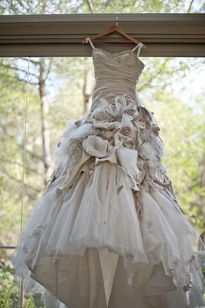 "ian stuart flowerbomb dress | Ian Stuarts stunning "" Flowerbomb "" designer wedding dress for ..."